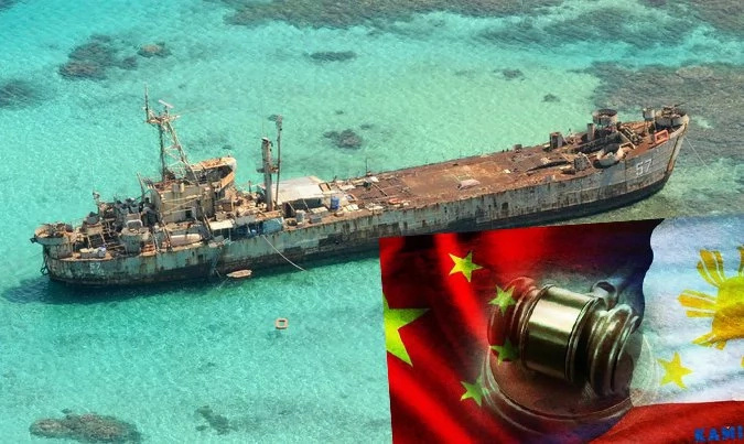 China threatens to sink PH ship due to court ruling