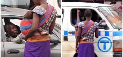 Bloody monthly episode! Poor women, 25, forced to beg on the streets of Kampala so as to buy pads