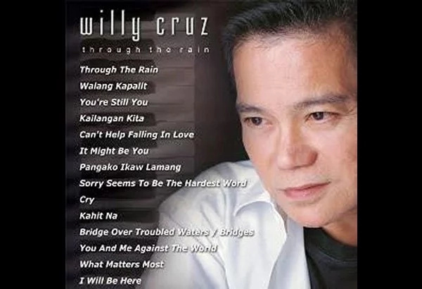 Classic OPM song Composer Willy Cruz Passes at 70