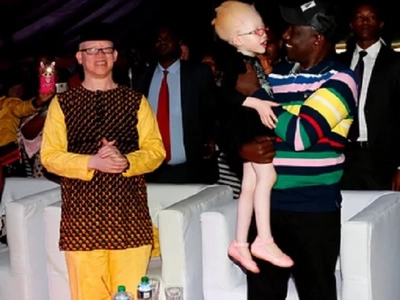 It was all cuteness and fun at the first ever Mr and Miss Albinism Kenya ( photos)