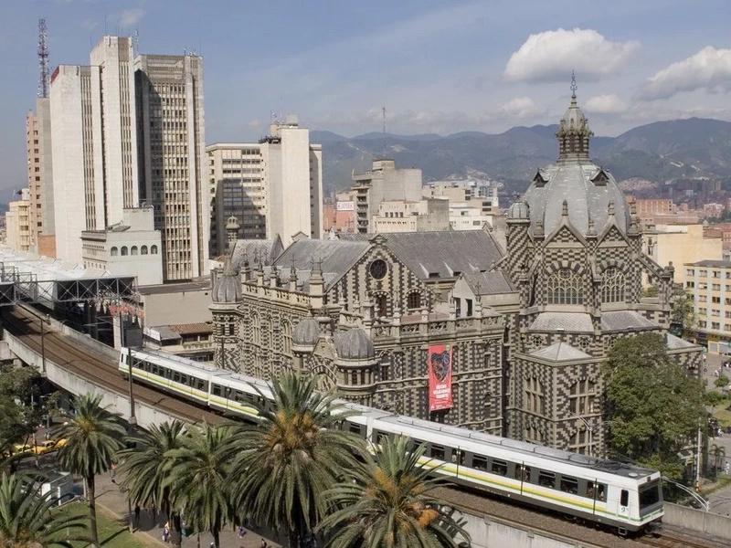 Medellín, epicentro económico