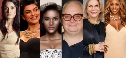 Find out who will be the official judges for Miss Universe 2016