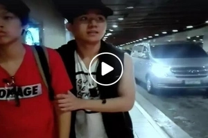 This is how you use pick-up line! Young Pinoy caught expressing 'love' for male friend in viral Facebook video