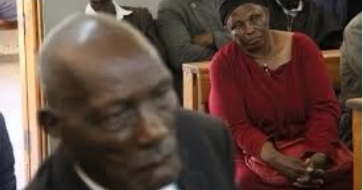 Business tycoon Jackson Kibor, 83, now wants to divorce his third wife