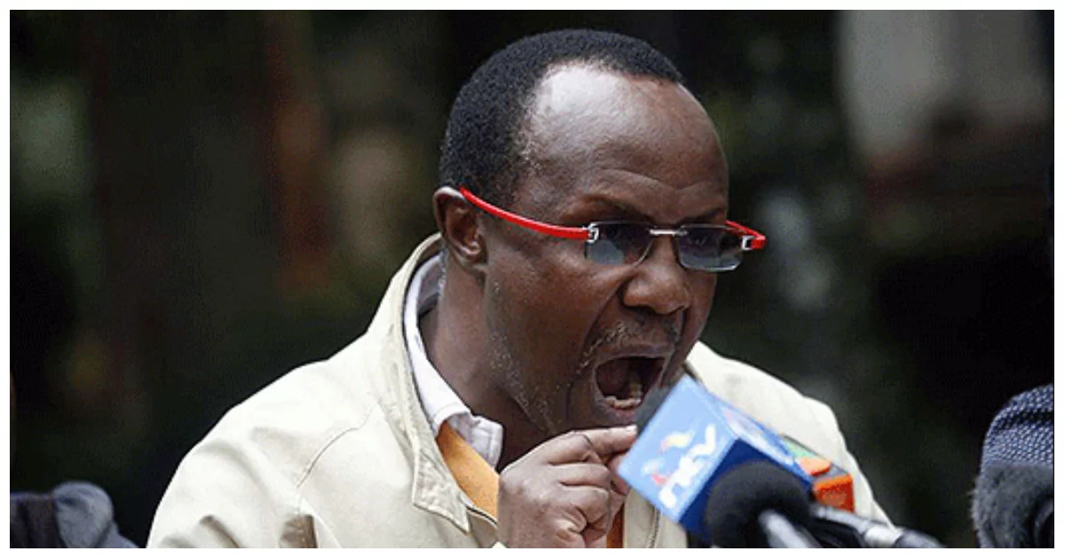 David Ndii's family can't locate him following his abrupt and controversial arrest