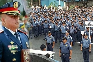 Duterte's PNP chief forms 'Police Avengers' against drug lords
