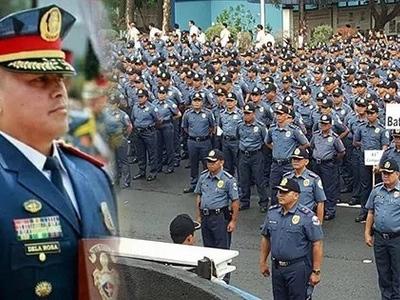 """Walang day-off! Oplan Tokhang police has no break despite """"Undas"""" holidays"""