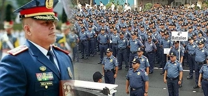 New PNP head against vigilantism