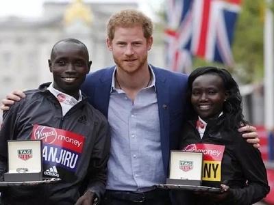 Kenya's London Marathon winners share secrets of how they overcame Ethiopia to claim GLORY (photos, video)