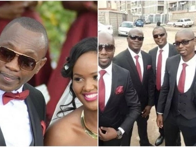 NTV's Ken Mijungu quits the bachelor's club (Photos)