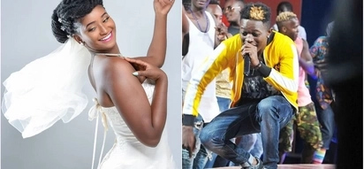 Gospel singer Mr Seed gets engaged after fans pressured him to get married