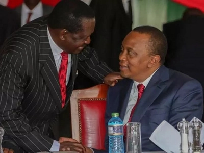 FINALLY! This is the ONE THING Uhuru does right that Raila has NEVER complained about