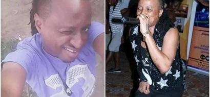 Another Kenyan artist bleaches his skin barely days after Khaligraph Jones