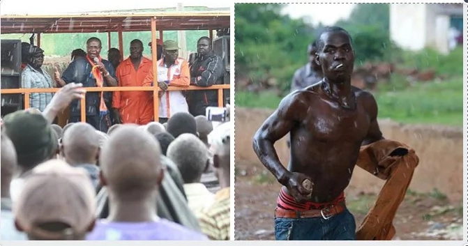 photos emerge od deadly violence in Busia