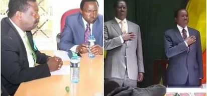 Musalia Mudavadi gives a SURPRISE answer when asked who is NASA's best bet to beat Uhuru Kenyatta