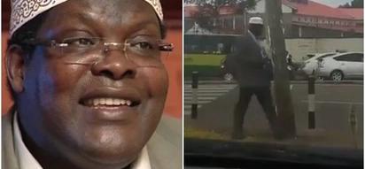 Miguna Miguna yupo Nairobi baada ya kufurushwa kwenda Canada? (video)