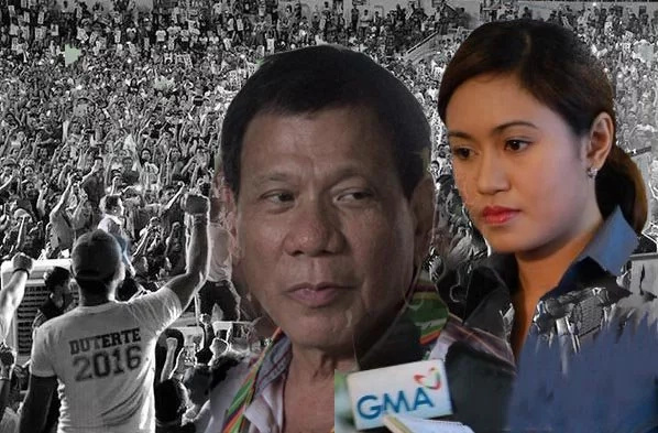 What worries Gabriela about the Duterte-Mariz Umali issue?