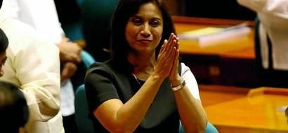Vice President Robredo breaks silence on Duterte's insult against Obama