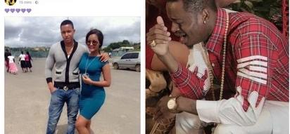Is this the new man dating Diamond Platnumz's mpango wa kando Hamisa Mobetto?