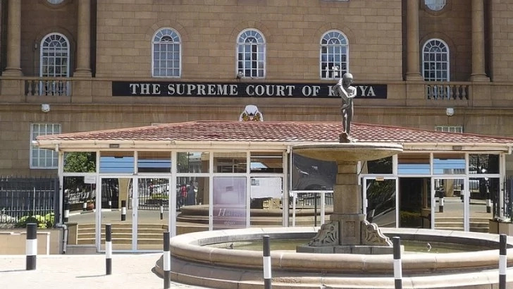 Petition filed to contest Uhuru's win rejected by Supreme Court