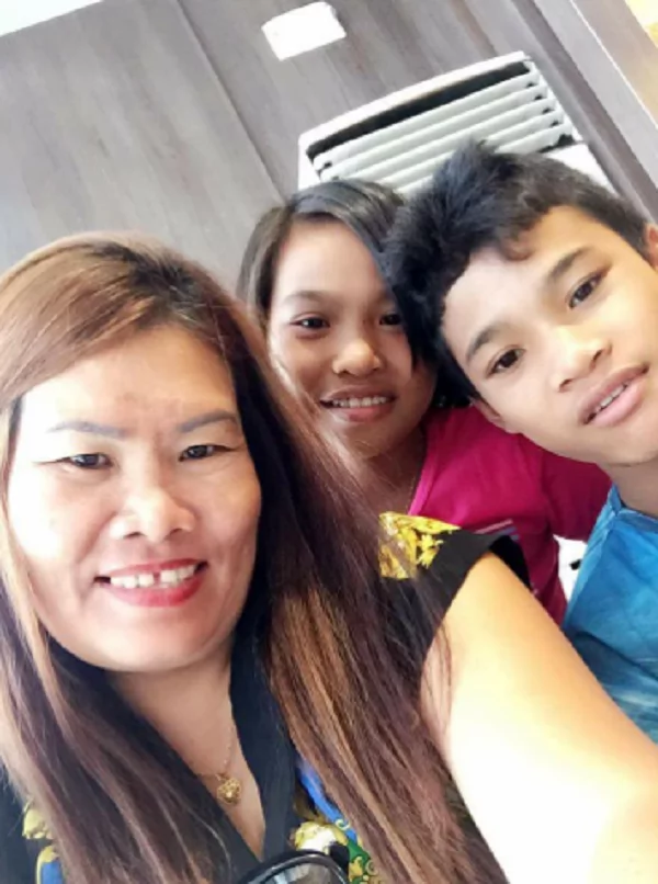 Kinaya ng mag-isa! Inspiring story of a Pinay OFW who provided for her kids alone after being cheated on by her husband