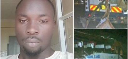 So SAD! Man predicted his own death in the Nakuru grisly accident