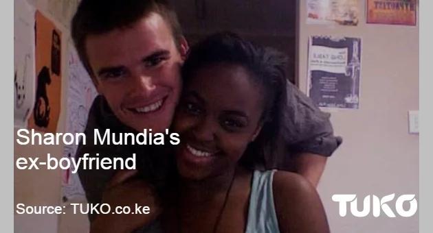 This is the mzungu Sharon Mundia broke up with before starting her blog