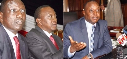 Panic as two Cabinet Secretaries are admitted to hospital over a suspected case of Cholera