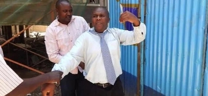 Arrested Quack Doctor Accepts He Forged Papers For Practising Certificate