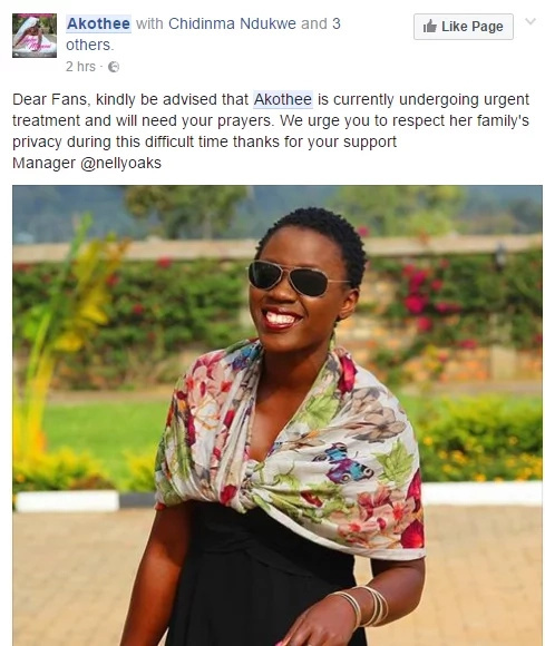 Akothee tragically loses her twin pregnancy in Geneva