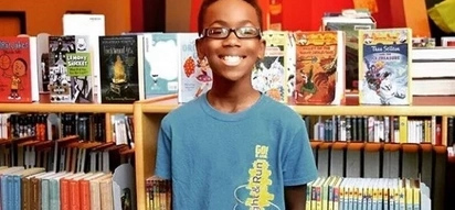 BOOKS'N'BROS: 11-year-old created READING CLUB for black boys with GREAT SUCCESS