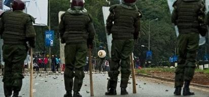 Vijana wa ODM wazua tandabelua Nyamira wakati wa uchaguzi mdogo