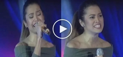 Mahusay! Tawag ng Tanghalan champ's version of 'Wrecking Ball' moves judges, netizens