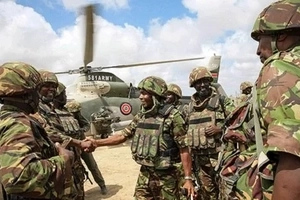 KDF goes head to head with Ethiopian forces