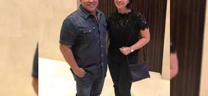 PNP Chief Bato Dela Rosa Finally Meets His Crush, Angel Locsin!