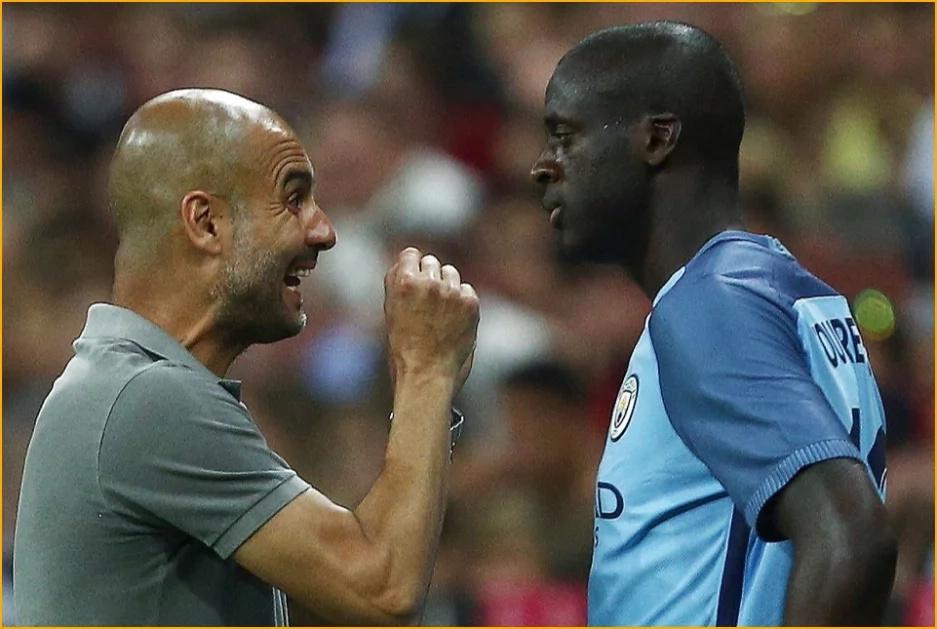 Pep Guardiola loses to Bayern Munich as Man City boss