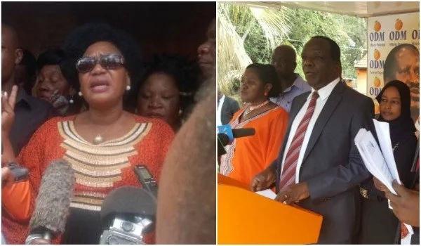 Elizabeth Ongoro aondoka ODM na kujiunga na chama pinzani