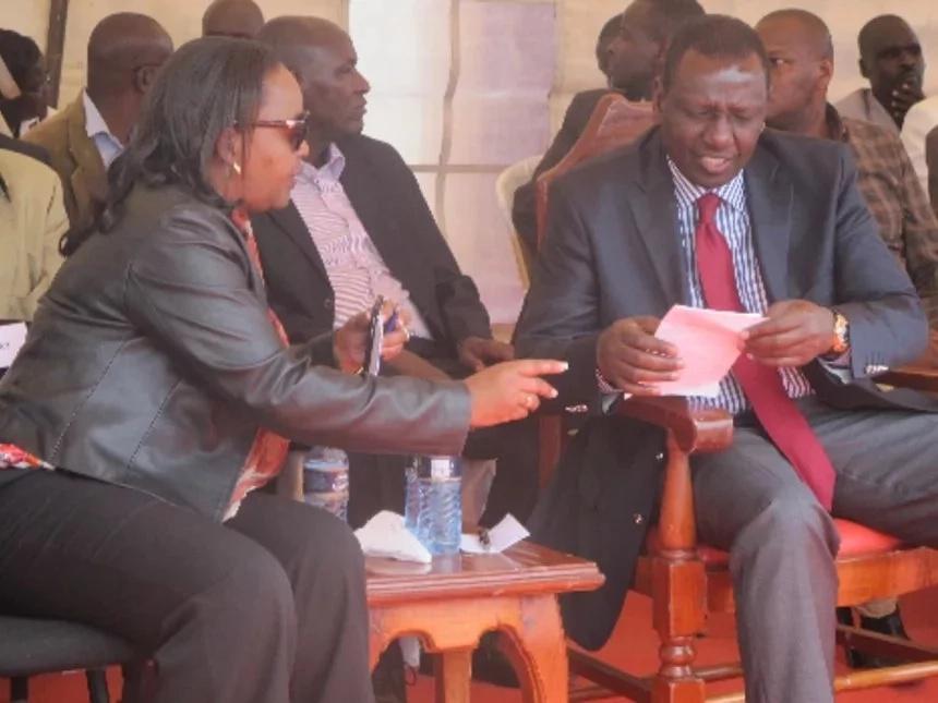 Ruto alifaidika sana kutokana na fedha za NYS na anapaswa kufutwa kazi- asema seneta wa Jubilee
