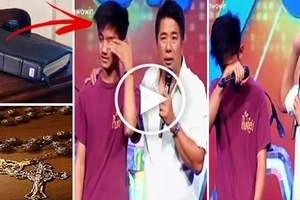 "Willie Revillame's gifts for a Pinoy teen who gave him a Bible & a Rosary will blow your mind: ""Magmula ngayon parang kapatid at anak na kita!"""