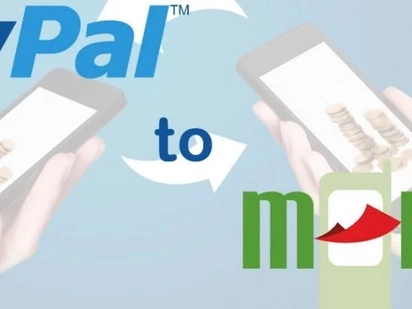 Transfering Money from Mpesa to Paypal: The Procedure