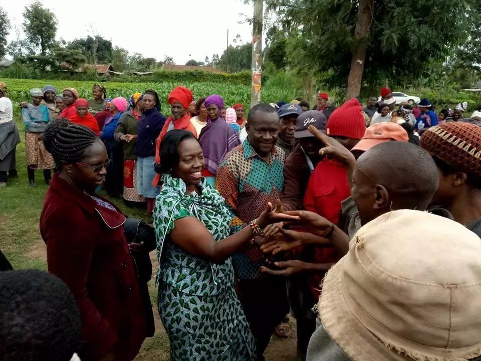 Tutahakikisha Uhuru amemshinda Raila jinsi Kibaki alivyomshinda 2007-Martha Karua