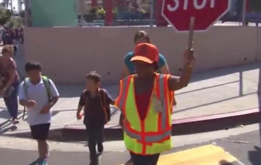 Guardia peatonal escolar evitó secuestro de niña de 8 años