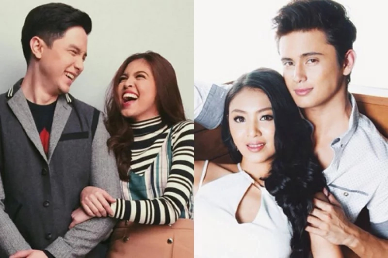 JaDine and AlDub vie for 'Pambansang Love Team' title