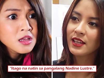 Was it Nads? Netizens believe Bianca Gonzalez's tweet was alluding to Nadine Lustre but actress says it isn't