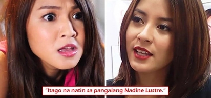 Was it Nads? Netizens believe Bianca Gonzalez's tweet was alluding to Nadine Lustre but actress says it isn't