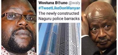 Museveni's spokesman badly trolled on social media for posting a deceptive tweet
