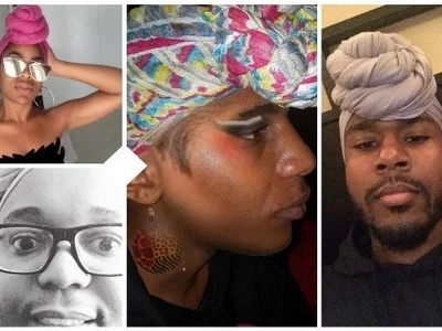 Men take to social media to demonstrate against their girlfriends for STEALING hoodies (photos)