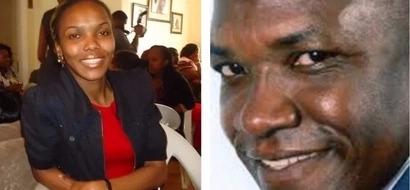 Meet Zinzi Khalwale, the beautiful daughter of Kakamega senator Boni Khalwale