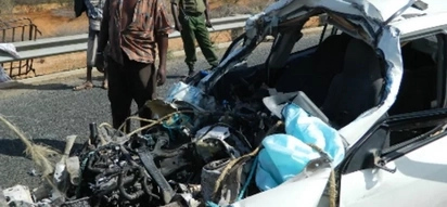 5 family members perish in grisly accident in Kiambu county