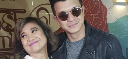 Jericho Rosales shares kissing scene with Eugene Domingo was 'passionate' and 'full of love'